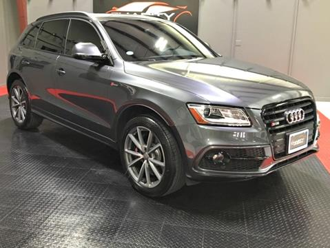 2016 Audi SQ5 for sale in Spicewood, TX