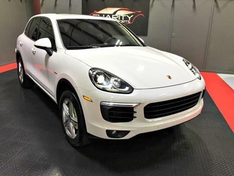 2015 Porsche Cayenne for sale in Spicewood, TX