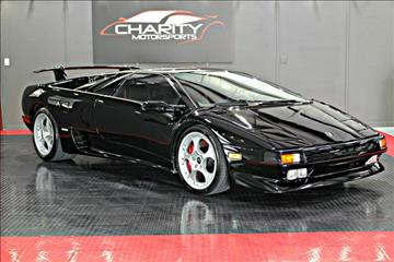 1991 Lamborghini Diablo for sale in Spicewood, TX