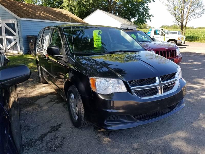 2012 Dodge Grand Caravan for sale at Draxler's Service, Inc. in Hewitt WI