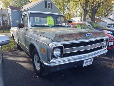1969 Chevrolet C/K 10 Series for sale in Hewitt, WI