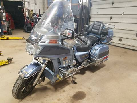 1985 Honda Goldwing for sale in Hewitt, WI