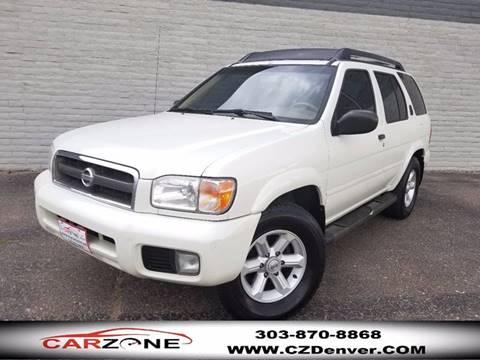 2004 Nissan Pathfinder for sale in Denver, CO