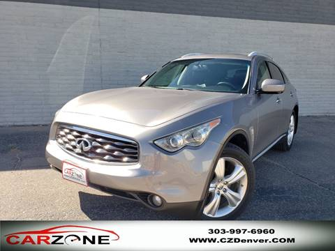 2010 Infiniti Fx35 For Sale Carsforsale