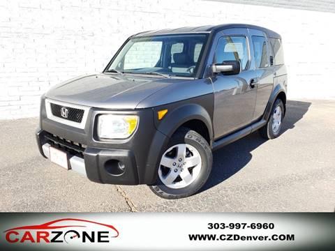 2005 Honda Element for sale in Denver, CO