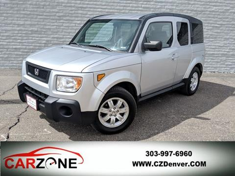 2006 Honda Element for sale in Denver, CO