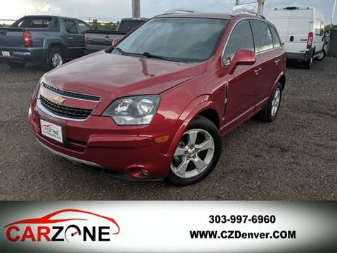 2015 Chevrolet Captiva Sport Fleet for sale in Denver, CO