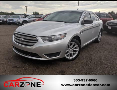 2013 Ford Taurus for sale in Denver, CO