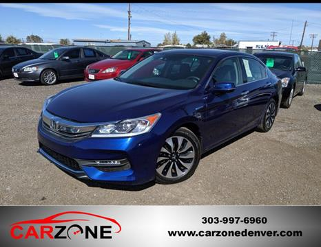2017 Honda Accord Hybrid for sale in Denver, CO