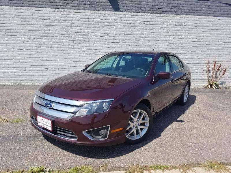 ford used sedan titanium sale fusion awd for