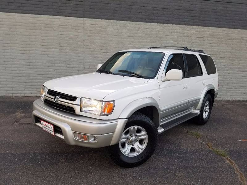2001 Toyota 4Runner Limited 4WD 4dr SUV   Denver CO