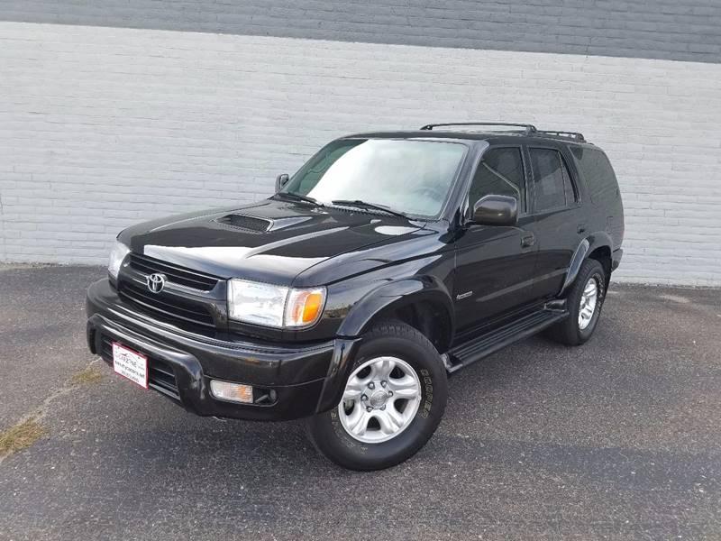 2002 Toyota 4Runner SR5 4WD 4dr SUV   Denver CO