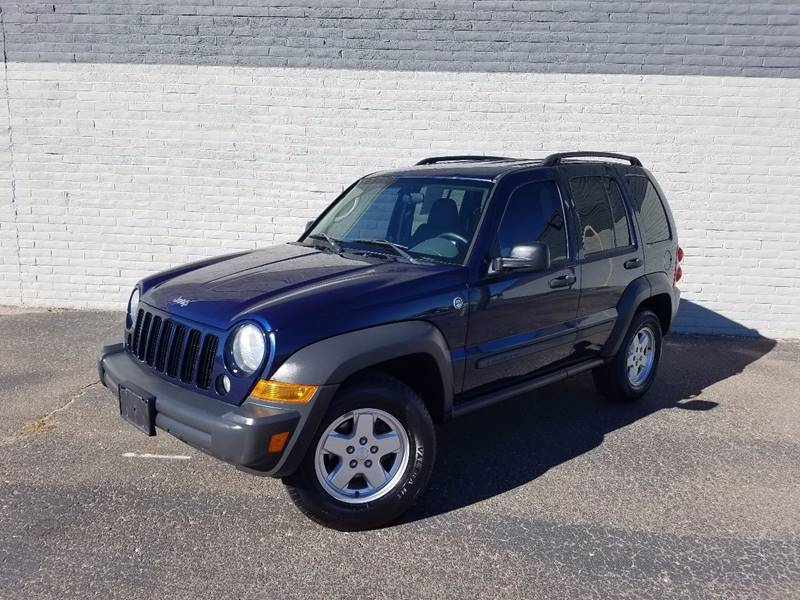 Awesome 2007 Jeep Liberty Sport 4dr SUV 4WD   Denver CO