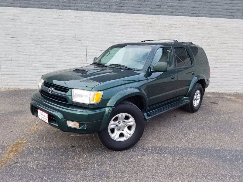 2001 Toyota 4Runner SR5 4WD 4dr SUV   Denver CO