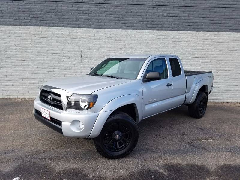 Toyota Tacoma 2008 4x4 >> 2008 Toyota Tacoma 4x4 V6 4dr Access Cab 6 1 Ft Sb 5a In Denver Co