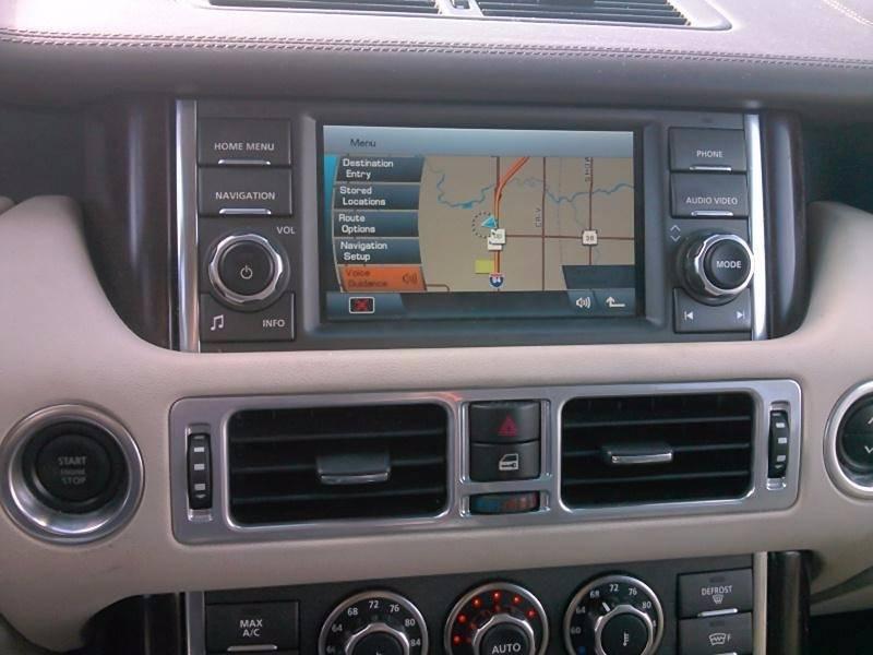 2011 Land Rover Range Rover 4x4 HSE 4dr SUV - Hiawatha IA