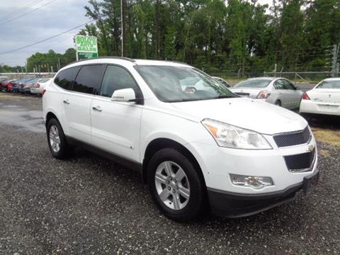 2010 Chevrolet Traverse for sale in Timmonsville, SC