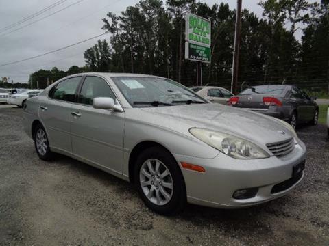 2004 Lexus ES 330 for sale in Timmonsville, SC