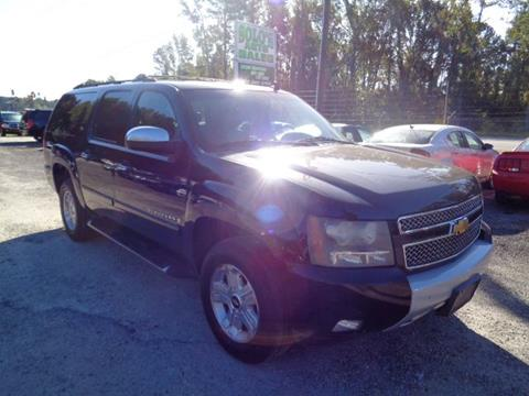 2008 Chevrolet Suburban for sale in Timmonsville, SC