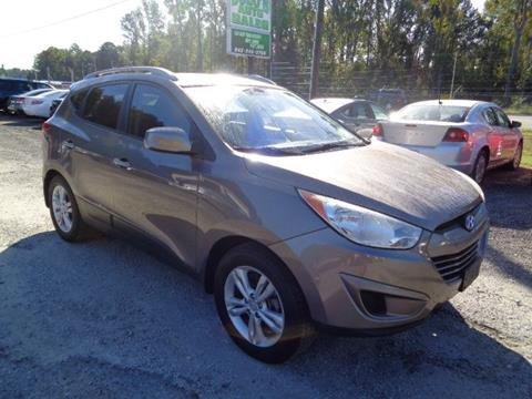 2011 Hyundai Tucson for sale in Timmonsville, SC