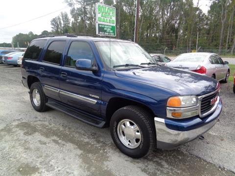 2003 GMC Yukon for sale in Timmonsville, SC