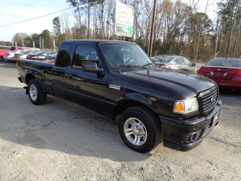 2006 Ford Ranger For Sale In South Carolina Carsforsale