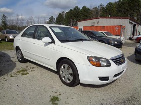 2009 Kia Spectra for sale in Timmonsville, SC