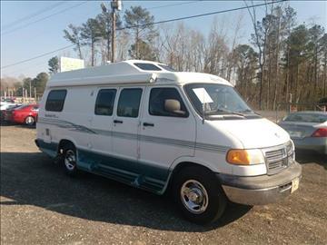 1999 Dodge Ram Van for sale in Timmonsville, SC