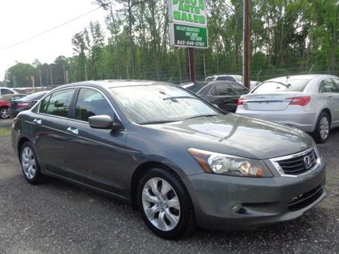 2009 Honda Accord for sale in Timmonsville, SC
