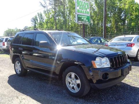 2006 Jeep Grand Cherokee for sale at Solo's Auto Sales in Timmonsville SC