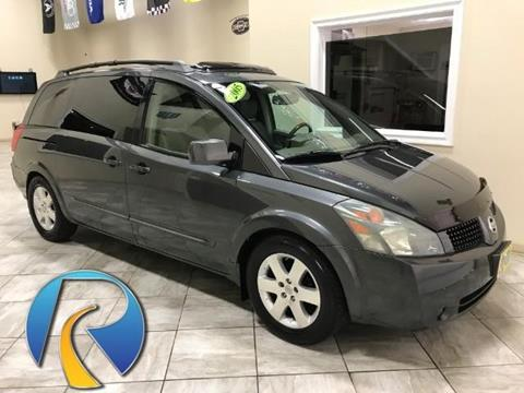 2004 Nissan Quest for sale in Roselle, IL