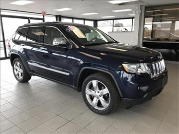 2012 Jeep Grand Cherokee for sale in Elmhurst, IL