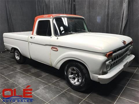 1965 Ford F-150 for sale in Elmhurst, IL