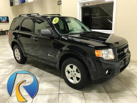 2011 Ford Escape Hybrid for sale in Roselle, IL