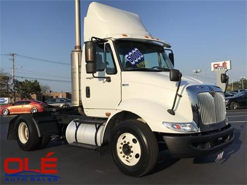 2012 International Transtar 8000 for sale in Elmhurst, IL