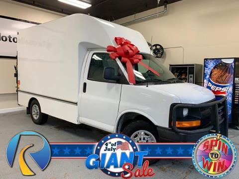 2013 Chevrolet Express Cutaway for sale in Roselle, IL