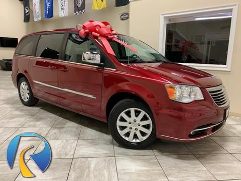 2011 Chrysler Town and Country for sale in Roselle, IL