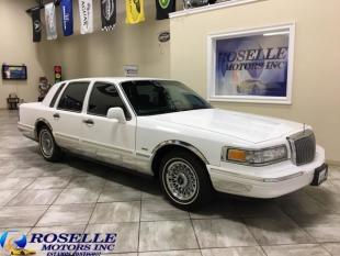 1996 Lincoln Town Car for sale in Roselle, IL