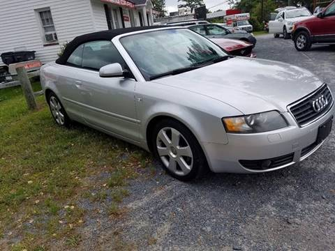 2005 Audi A4 for sale in Southern Pines, NC