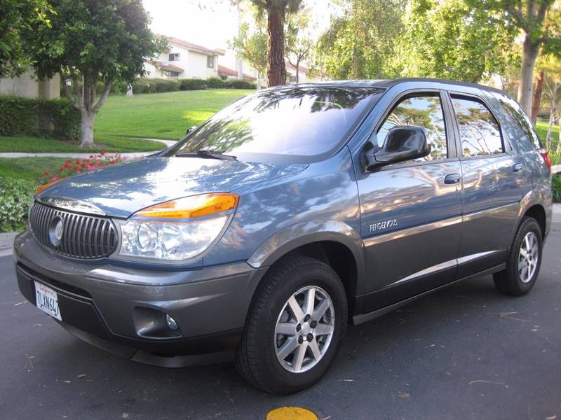 2002 Buick Rendezvous for sale at E MOTORCARS in Fullerton CA