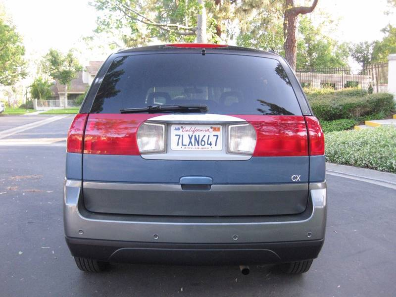 2002 Buick Rendezvous CX 4dr SUV In Fullerton CA - E MOTORCARS