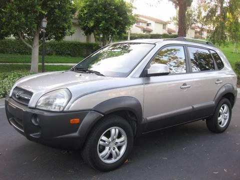 2006 Hyundai Tucson for sale in Fullerton, CA