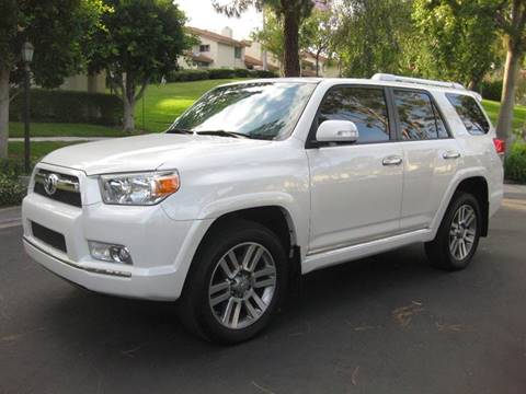 2013 Toyota 4Runner for sale at E MOTORCARS in Fullerton CA