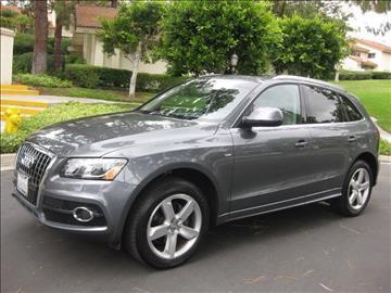 2012 Audi Q5 for sale at E MOTORCARS in Fullerton CA