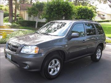 2005 Mazda Tribute for sale at E MOTORCARS in Fullerton CA