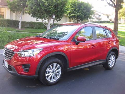 2016 Mazda CX-5 for sale at E MOTORCARS in Fullerton CA