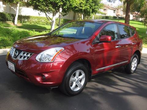 2013 Nissan Rogue for sale at E MOTORCARS in Fullerton CA