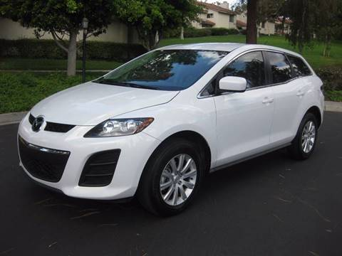 2011 Mazda CX-7 for sale at E MOTORCARS in Fullerton CA