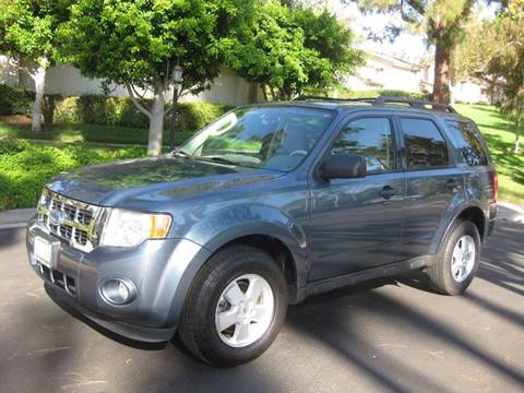 2011 Ford Escape for sale at E MOTORCARS in Fullerton CA