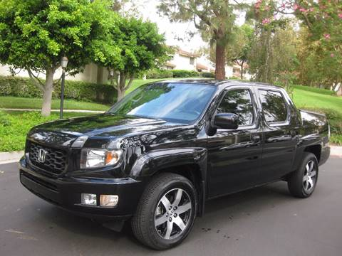 2014 Honda Ridgeline for sale at E MOTORCARS in Fullerton CA